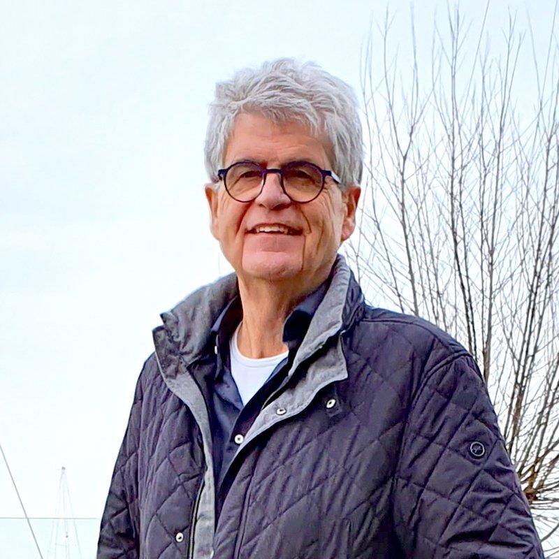 Henk Huizinga meteorologiecursus
